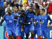 """Bóng đá - Đại thắng Iceland, Pháp vẫn nhận """"cửa dưới"""" so với Đức"""