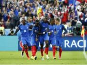 """Bóng đá - Chiến thuật: Pháp chơi phủ đầu, Iceland rơi """"mặt nạ"""""""