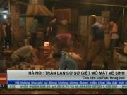 Thị trường - Tiêu dùng - Hà Nội: Tràn lan cơ sở giết mổ mất vệ sinh