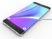Thời trang Hi-tech - Samsung Galaxy Note 7 có phiên bản màn hình 6 inch