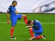 """Bóng đá - Dream Team tứ kết Euro: Ronaldo, Bale """"mất tích"""""""