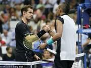 Thể thao - Chi tiết Kyrgios - Murray: Cú ace quyết định