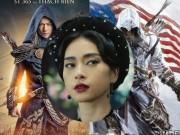 """Phim - Ngô Thanh Vân bực tức vì """"Tấm Cám"""" bị tố đạo game"""