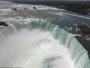 Thế giới - Xem thác Niagara đẹp hùng vĩ từ trên cao