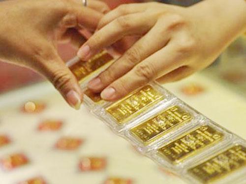Giá vàng liên tục tăng ^^