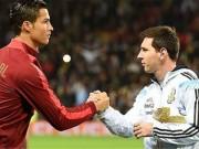 Bóng đá - Ronaldo khuyên nhủ Messi quay về với ĐT Argentina