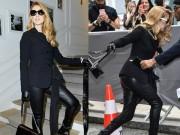 Thời trang - Celine Dion suýt ngã trước thềm show Christian Dior