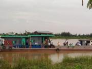 Tin tức trong ngày - Tàu đâm nhau trên sông, 3 người chết, 1 người mất tích