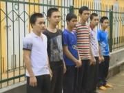 """Video An ninh - Băng cướp tuổi teen chuyên """"quậy đêm"""" ở Bình Phước"""