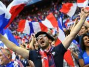 Bóng đá - Nước Pháp bây giờ mới thực vui