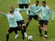 Bóng đá - Tin nhanh Euro 5/7: Cả đội Bồ Đào Nha run rẩy trước Bale