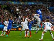"""Bóng đá - """"Mưa kỉ lục"""" hậu tứ kết Euro 2016"""