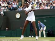 Thể thao - Wimbledon ngày 9: Venus đụng Kerber ở bán kết