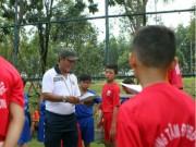 Bóng đá - Bình Dương săn tài năng bóng đá trẻ
