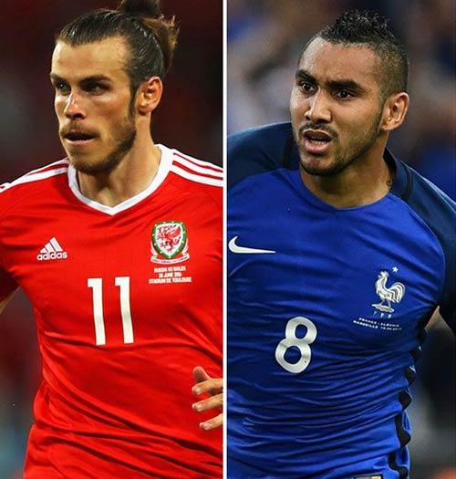 Cầu thủ số 1 Euro: Bale đấu Payet, Ronaldo xa vời