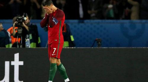 Nguyên nhân vì sao Ronaldo mới ghi được 2 bàn thắng tại euro