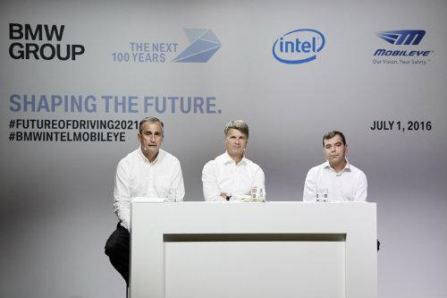 Xe tự lái: Trận chiến mới của làng sản xuất chip