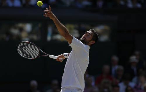 Federer – Cilic: Tượng đài bất diệt