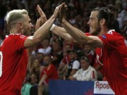 """Bóng đá - Tin nhanh Euro 6/7: Xứ Wales """"trái lệnh"""" của UEFA"""