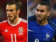 Bóng đá - Cầu thủ số 1 Euro: Bale đấu Payet, Ronaldo xa vời