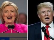 Thế giới - Một tháng Hillary Clinton đăng 20.000 quảng cáo, Trump 0