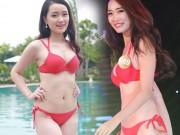 """Thời trang - """"Nấm lùn"""" gợi cảm và cô gái cao 1m81 ở HH Bản sắc Việt"""