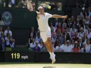 Thể thao - Federer lại ghi danh vào lịch sử Wimbledon