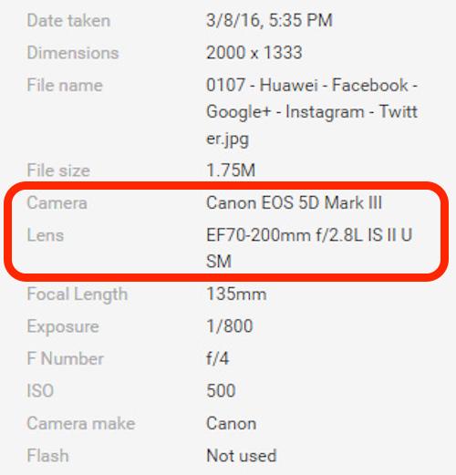 Nghi án dùng ảnh DSLR quảng cáo cho P9: Huawei lên tiếng - 2