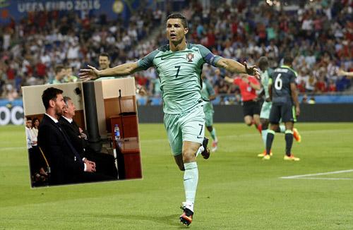 Messi bị tù 21 tháng, Ronaldo giúp BĐN đi vào lịch sử - 1