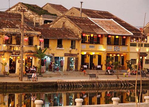 Hội An lọt Top 10 kênh đào nổi tiếng thế giới