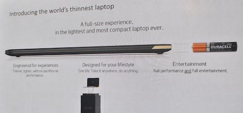 HP giới thiệu laptop mỏng nhất thế giới, giá 43 triệu đồng - 2