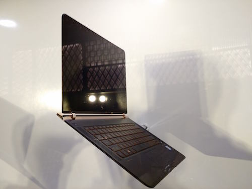 HP giới thiệu laptop mỏng nhất thế giới, giá 43 triệu đồng - 6