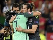 """Bóng đá - Chùm ảnh: Nụ cười Ronaldo, """"nước mắt"""" Bale"""