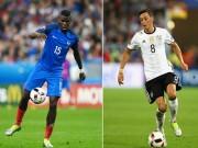 """Bóng đá - Pháp – Đức: Cái """"dớp"""" 58 năm và cơ hội đổi đời"""