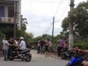 An ninh Xã hội - Bộ Công an vào cuộc vụ xả súng khiến một giám đốc tử vong