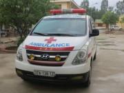 Tin tức trong ngày - Gặp tài xế xe cứu thương bị bảo vệ bệnh viện chặn xe