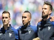 Bóng đá - Pháp gặp Đức: Chủ nhà sẽ tấn công, báo chí đòi bỏ hiệp phụ
