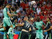 Bóng đá - Bật nhảy đánh đầu: Ronaldo số 2, không ai số 1