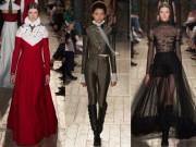 Thời trang - Valentino hồi sinh các vở kịch của Shakespeare