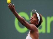 """Thể thao - Chi tiết Venus – Kerber: Vỡ mộng """"chung kết nội bộ"""" (KT)"""