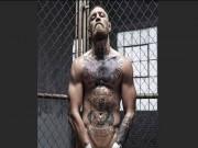 Thể thao - Ngỡ ngàng ảnh khỏa thân Gã điên UFC và hàng loạt ngôi sao