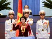 Tin tức trong ngày - Lấy ý kiến về nghi lễ tuyên thệ nhậm chức trước Quốc hội