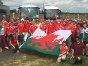 Bóng đá - Tin nhanh Euro 7/7: Xứ Wales sẽ được chào đón như nhà vô địch