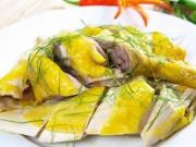 Ẩm thực - Những loại thực phẩm đại kỵ với thịt gà