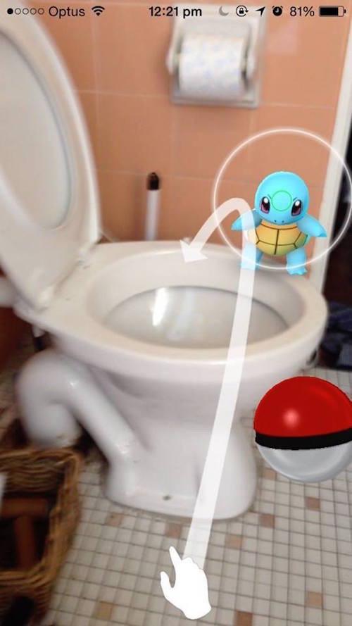 """1001 tình huống xuất hiện """"khó đỡ"""" của Pokémon - 10"""