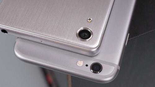 So sánh camera Xperia X Performance với iPhone 6s