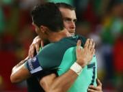 Bóng đá - Ronaldo tiết lộ lời tâm sự khi ôm Bale
