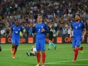 """Bóng đá - Góc chiến thuật Pháp – Đức: """"Hồi mã thương"""" sắc lẹm"""