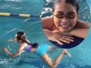 Ca nhạc - MTV - Bất ngờ với gu thời trang đi bơi của Phương Mỹ Chi
