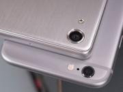 Dế sắp ra lò - So sánh camera Xperia X Performance với iPhone 6s